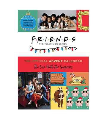 Friends The Official Advent Calendar