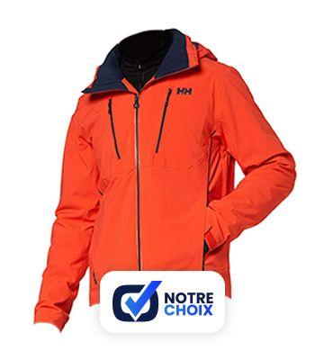 La mejor chaqueta de esquí