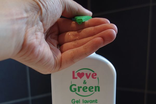 Pousse du Love and Green