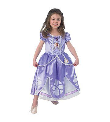Vestido de princesa Sofía de Rubie