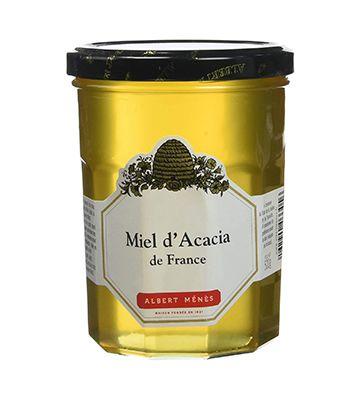 Miel d'acacia de France, de Maison Ménès (500 g)