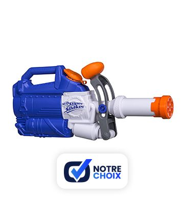 La mejor pistola de agua