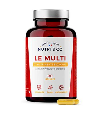 Nutri et Co Le Multi