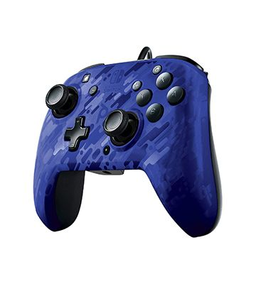 PDP Faceoff Wired Pro Controller