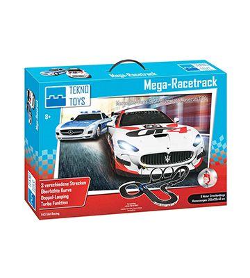 Tekno Toys Mega-Racetrack