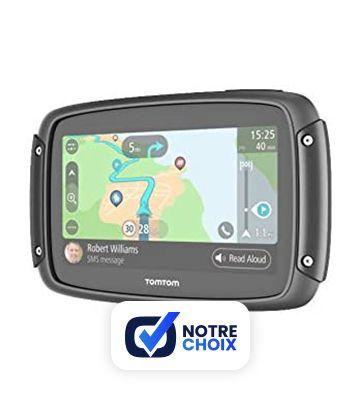El mejor GPS para motocicletas
