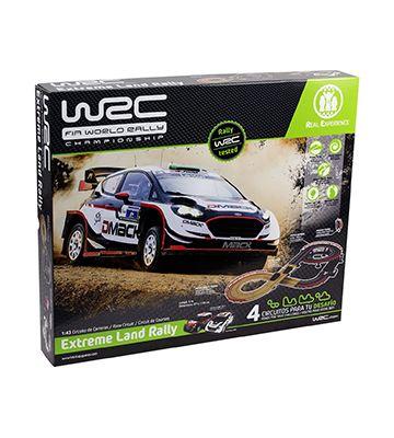 WRC 91001 Extrême Land Rally