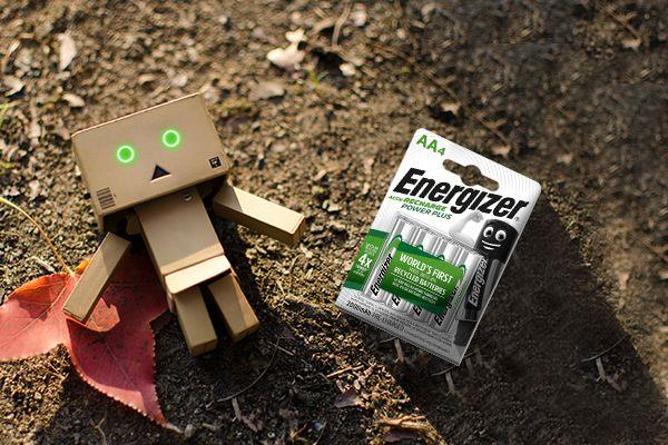 Energizer Recharge Power Plus