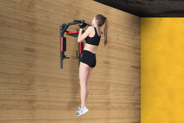 Pullup Fitness Murale