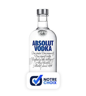 Absolut Vodka (70 cl)