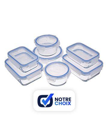 AmazonBasics (7 boîtes)