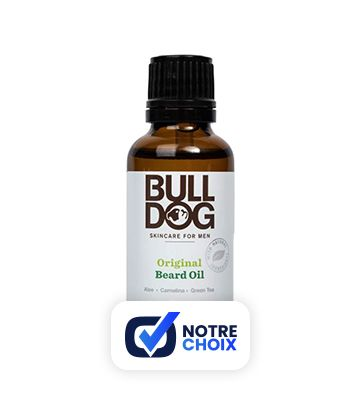 Bulldog Original Beard Oil (30 ml)