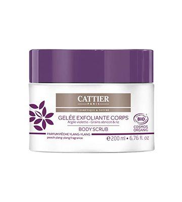 Cattier Gelée Exfoliante Corps (200 ml)