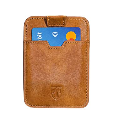 Le portefeuille protection RFID de Travando