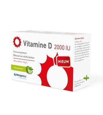 Metagenics Vitamine D 2000 IU