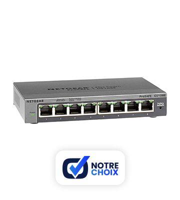 Netgear ProSAFE GS108E