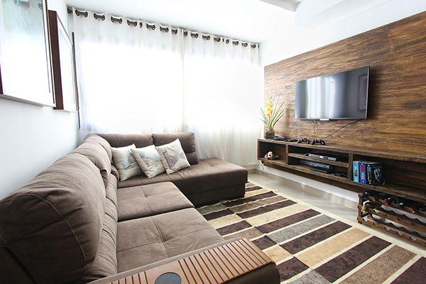 Sanus Super Low Profile TV Support Mural