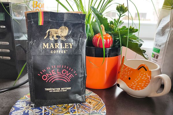 One Love Marley Coffee