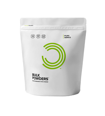 Bulk Powders Pure whey protein (1 kg)