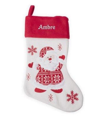 La chaussette de Noël d'Amikado_2