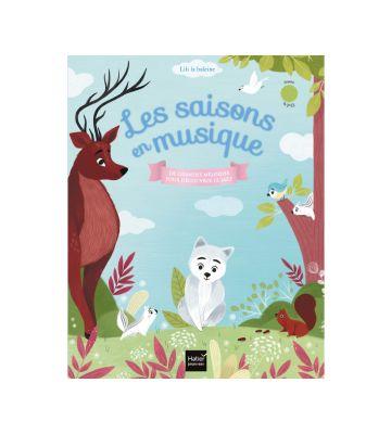 Les saisons en musique, de Lili la Baleine (2019)