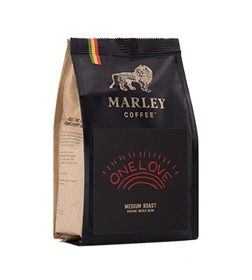 Arabica d'Éthiopie, One Love de Marley Coffee (227 g)
