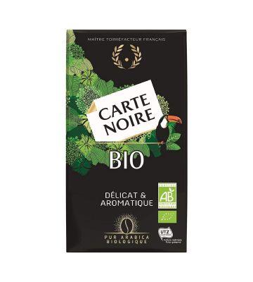 100% Arabica d'Amérique Latine Bio - Carte Noire (250 g)