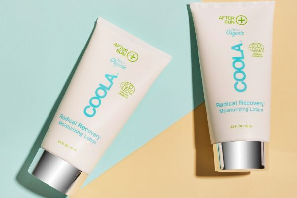 Coola Radical Recovery Moisturizing Lotion