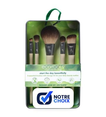 Ecotools Start The Day Beautifully Kit (5 pièces)