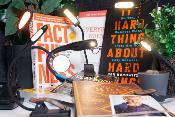 Lampes de lecture testées