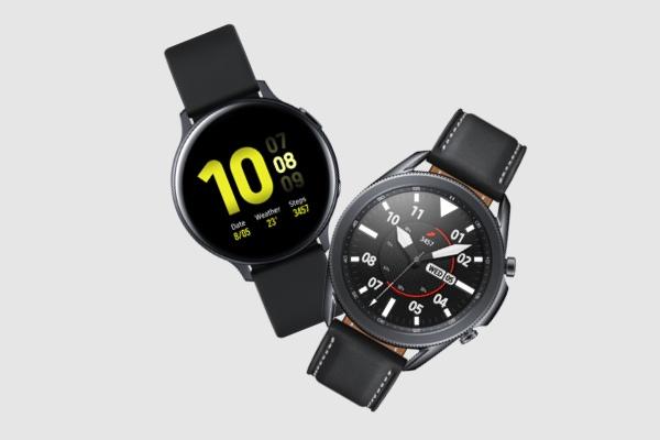 Samsung Galaxy Watch 3 et Active 2