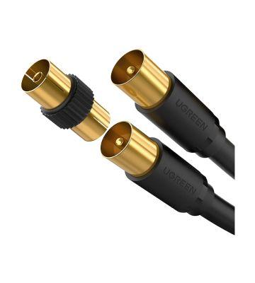 Cable de antena de TV macho a macho UGREEN Cable coaxial