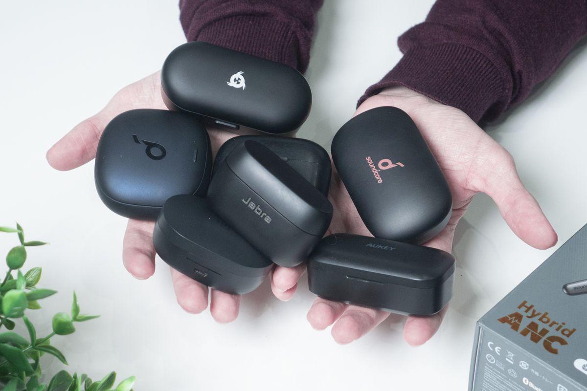Test écouteurs sans fil