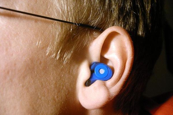 Bouchon d'oreille pour concert