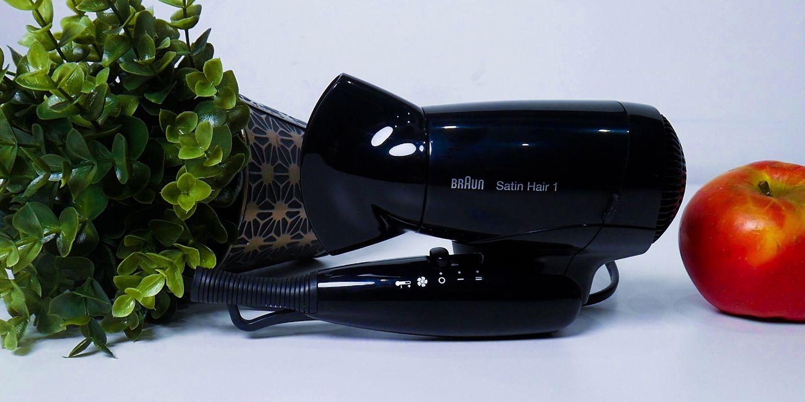 Braun Satin Hair 1 HD 130 Style & Go