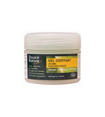 Douce Nature Gel Coiffant Jojoba Fixation Forte (100 ml)