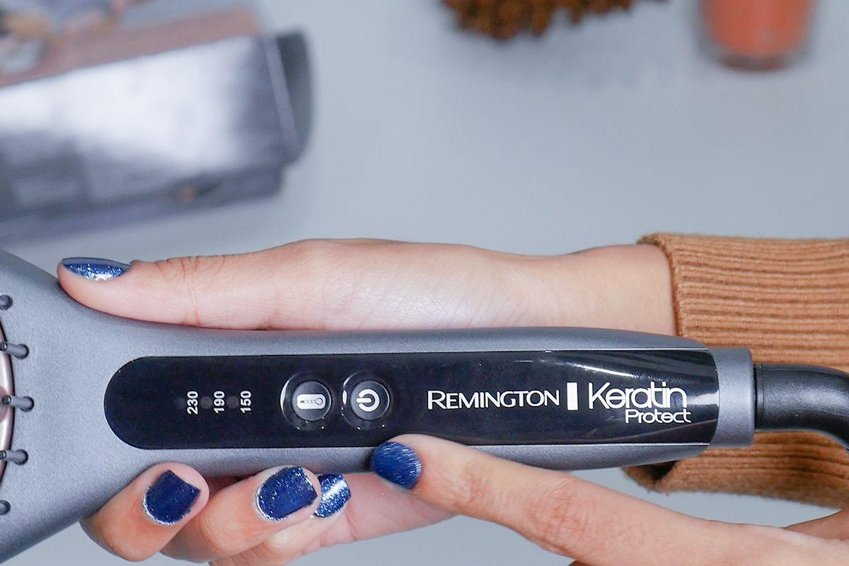 Remington Keratin Protect