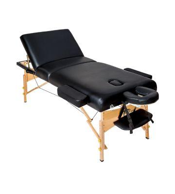 TecTake Table de Massage Cosmétique