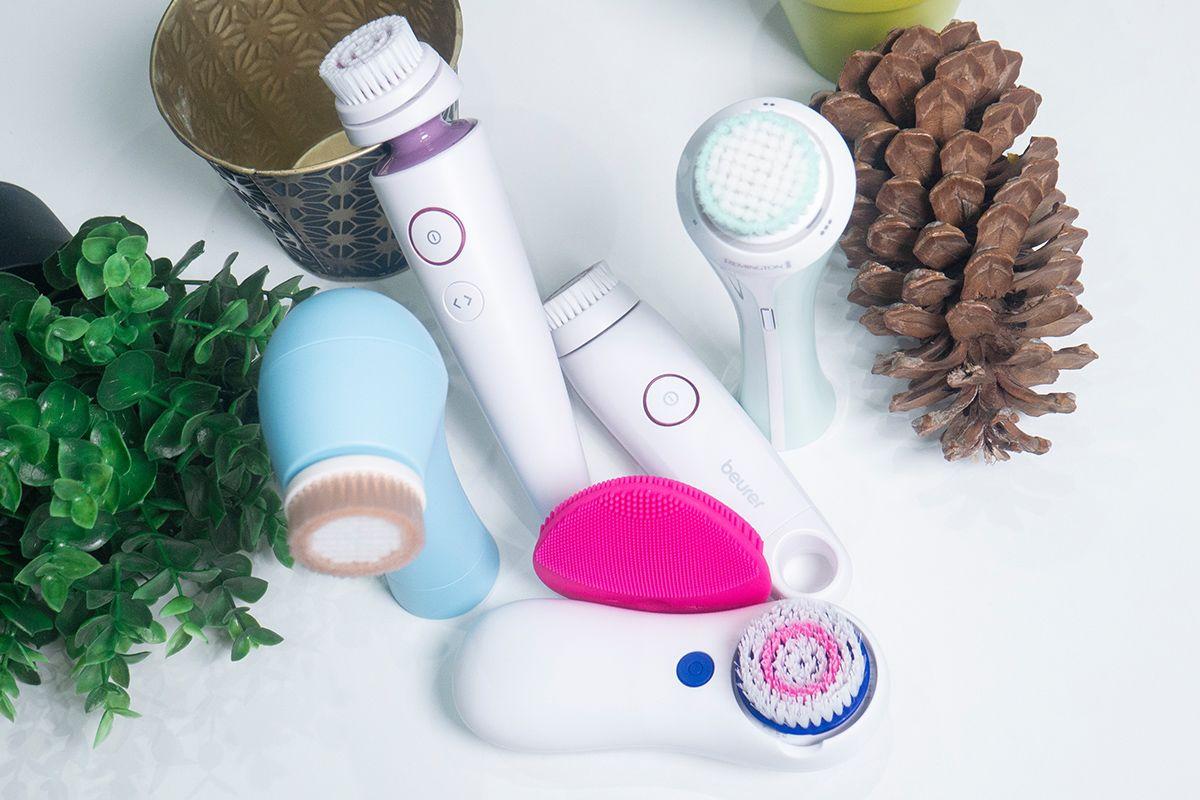 Brosses nettoyantes pour visage