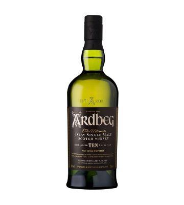 Ardbeg The Ultimate Islay Single Malt 10 Years Old (70 cl)