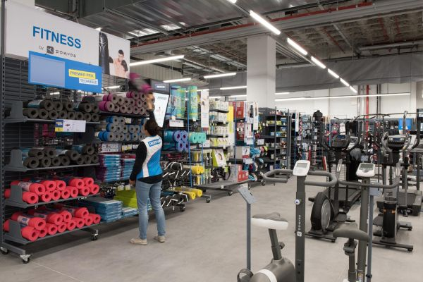 Decathlon magasin