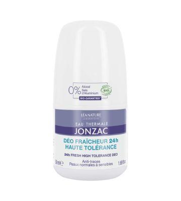 Eau Thermale Jonzac Déo Fraîcheur 24h Haute Tolérance (50 ml)
