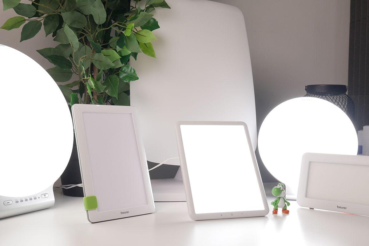 Lampes de luminothérapie