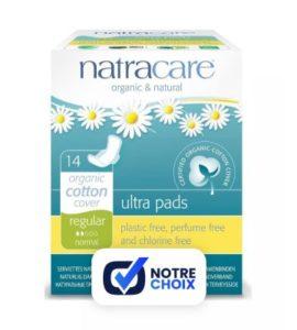 Natracare Ultra Pads Regular