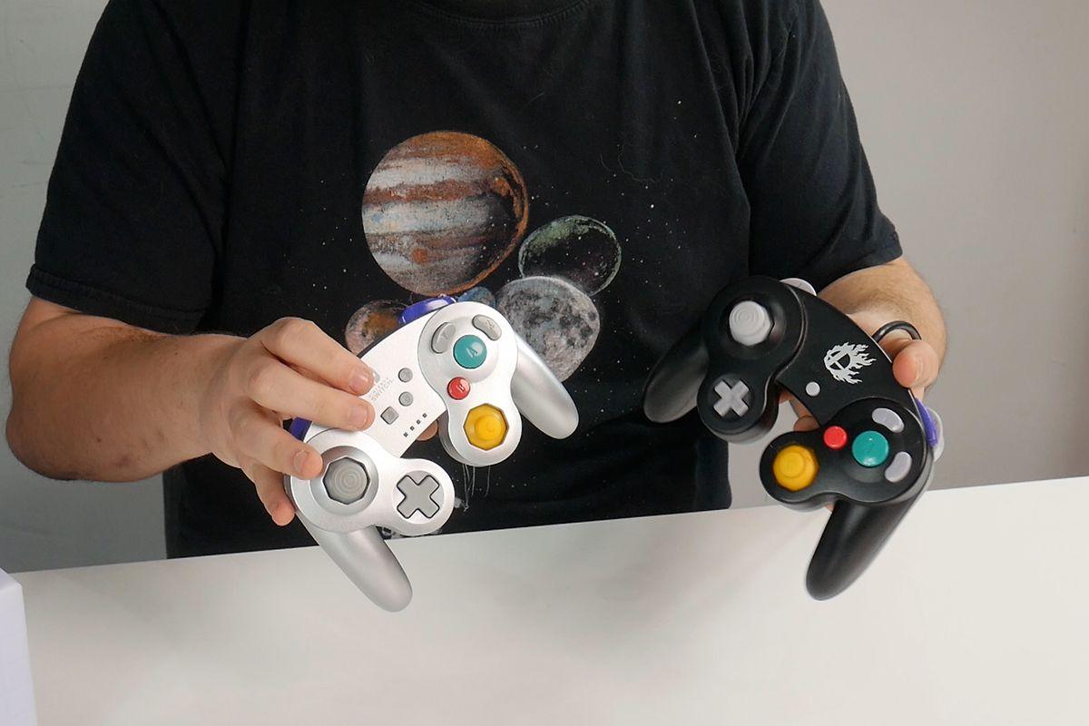 PowerA Gamecube Wireless Controller