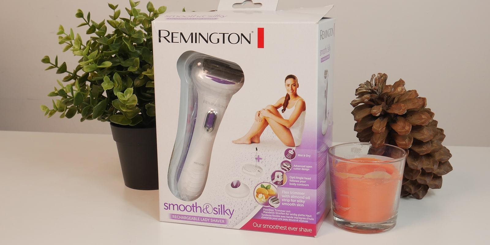 Remington Smooth & Silky