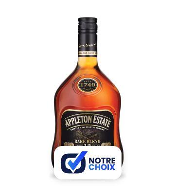 Appleton Estate Rare Blend 12 Ans (70 cl)