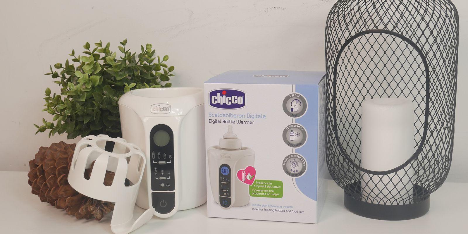 Chicco Digital Bottle Warmer