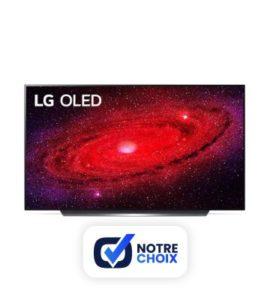 LG OLED55CX - NC