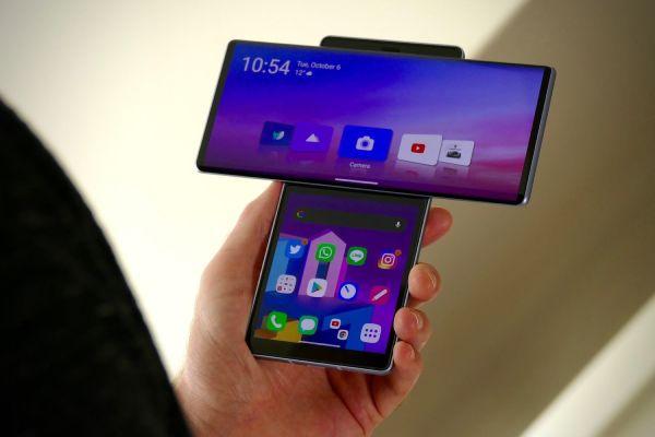 LG Wing (Digital Trends)